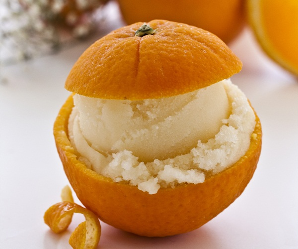 Bitter Orange Vegan Ice Cream