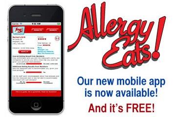 AllergyEats Mobile