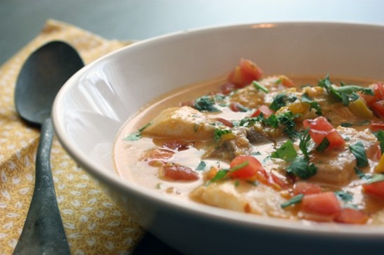 How to Use Coconut Milk: Alta's Brazillian Fish Stew