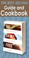 Milk-Free, Lactose-Free, Dairy-Free