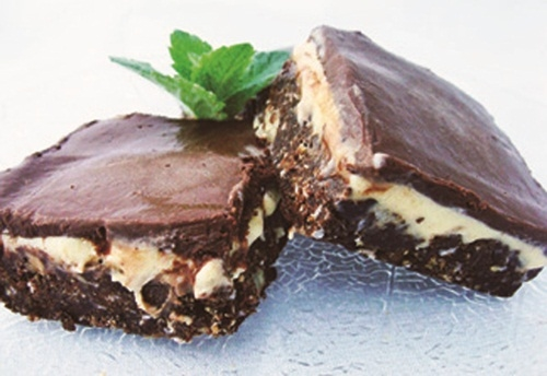 Vegan Nanaimo Bars Recipe