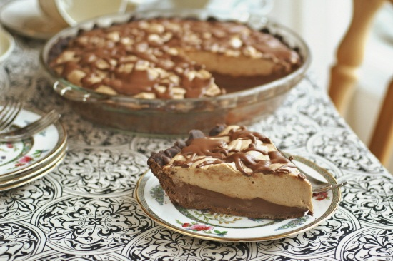 How to Use Coconut Milk: Ricki's Vegan Almond Mousse Pie