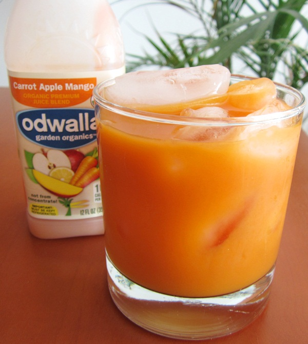 Garden Organics Odwalla Juice Blends