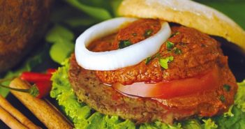 Burger Restaurants - Traditional or Vegetarian