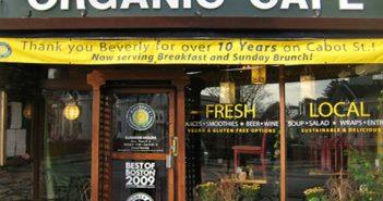Restaurants - Organic