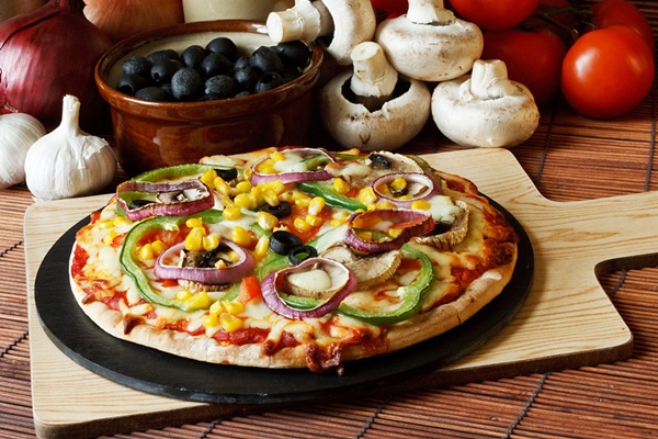 Pizza - Mozzarella Vegan Cheese Alternative
