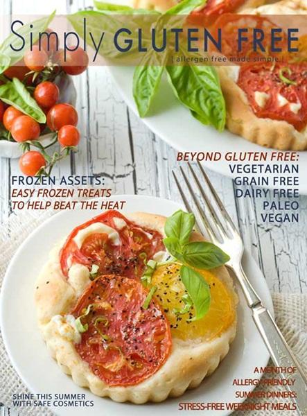 Simply Gluten-Free Magazine