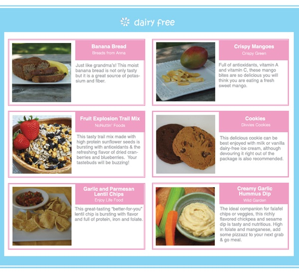 TasterieBox: Food Allergy-Friendly Sample Foods