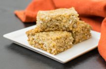Super Banana Oat Snack Bars Recipe - naturally dairy-free, gluten-free, nut-free, and soy-free, and loved by all!