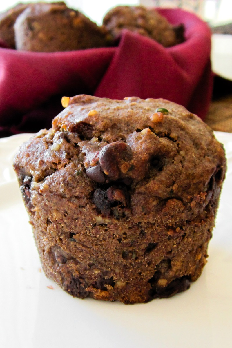 Healthy Vegan and Gluten-Free Power Muffins Recipe (also nut-free, soy-free, hearty, and delicious!)