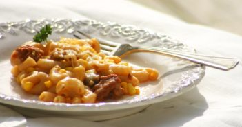 Chili Mac and Cheeze - Dairy-free, Gluten-free Recipe