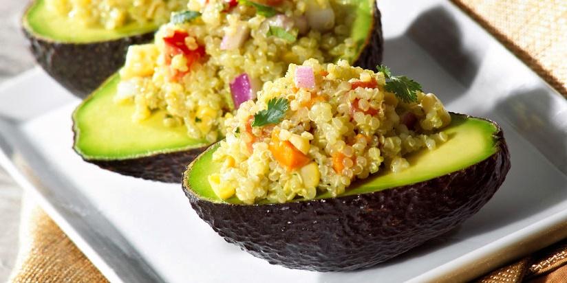 Peruvian Stuffed Avocado Recipe Vegetarian Go Dairy Free