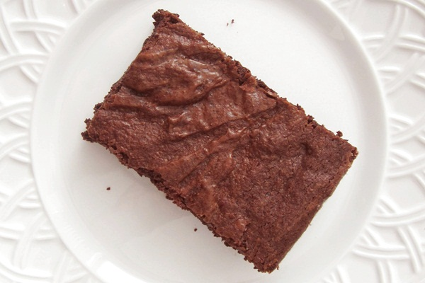 Ultra-Rich Chocolate Fudge Dairy-Free and Gluten-Free Brownies