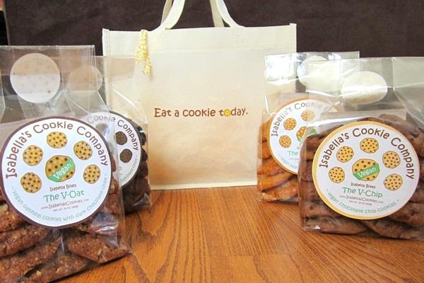 Isabella's Cookies Review - Vegan
