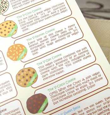 Isabella's Cookies Review - Vegan