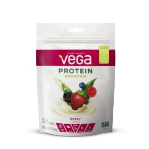 Vega Protein Smoothies Reviews and Info (Plant-Based, Dairy-Free, Gluten-Free, Soy-Free, High Protein, Low Sugar)