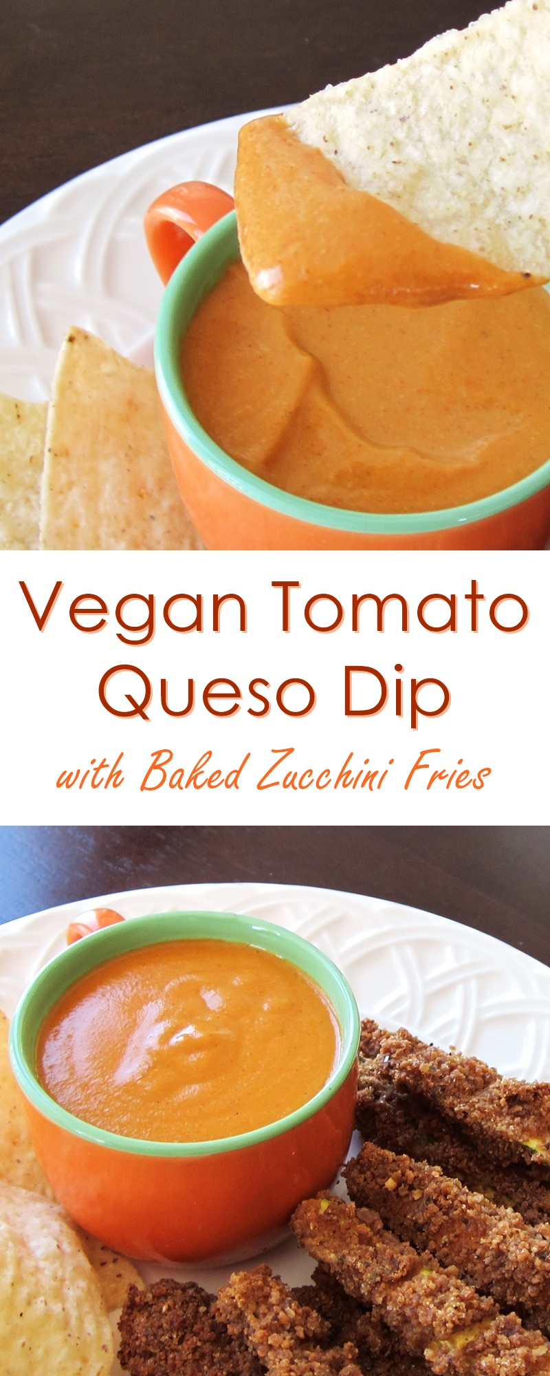 Crockpot Vegan Tomato Queso Dip (Dairy-Free Recipe)