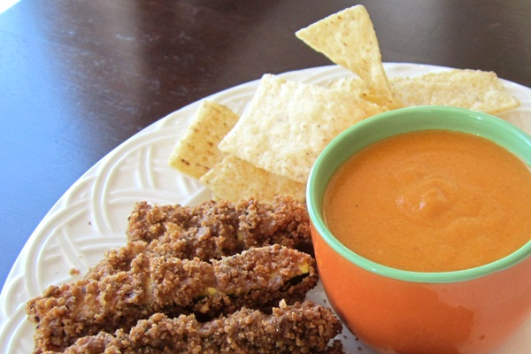 Vegan Tomato Queso Dip Recipe