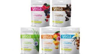 Plant-Based Vega Energizing Smoothie - Vegan, Dairy-Free, Gluten-Free, Soy-Free