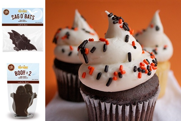 Divvies Dairy-Free Nut-Free Halloween Treats