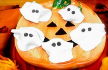Allergy-Friendly Ghost Cookies Recipe (Vegan, Gluten-Free, and Top Allergen-Free with a Quick and Easy Fondant!