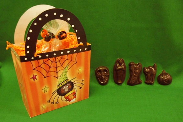 Halloween Treats - Amandas Own Dairy-Free Nut-Free Chocolates