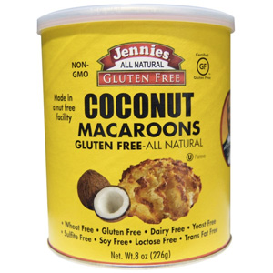 Jennie's All Natural Gluten-Free Macaroons Review