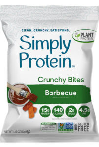Simply Protein Crunchy Bites Reviews and Info