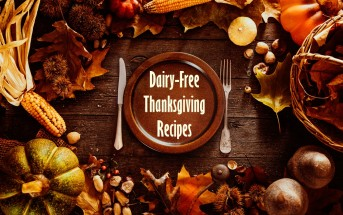 Hundreds of Dairy-Free Thanksgiving Recipes - Mains, Sides and Desserts!