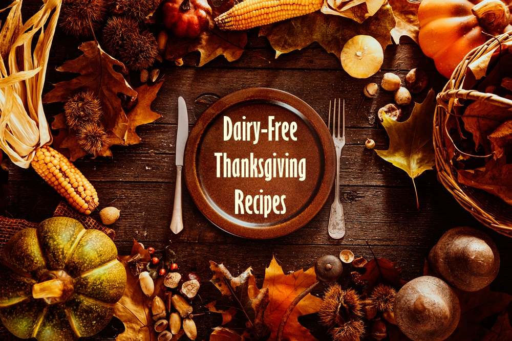 the biggest gathering of dairy free thanksgiving recipes