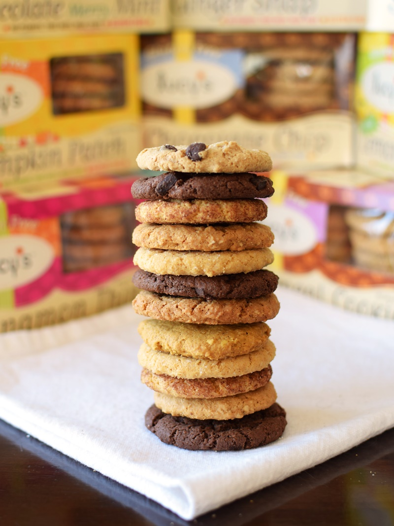 Lucy's Cookies - Crispy, Crunchy, Buttery Treats in SO Many Flavors (Vegan, Gluten-Free, Nut-Free)
