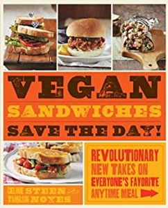 Vegan Sandwiches Save the Day Cookbook Review and Sample Recipes