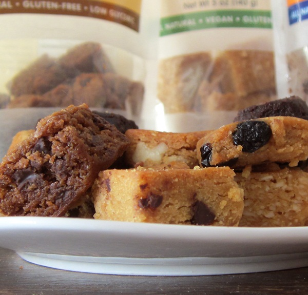 Goodbody Cookie Bites - Gluten-Free, Grain-Free, Low Glycemic
