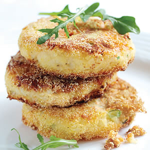 Halibut Cakes Recipe - Dairy-Free