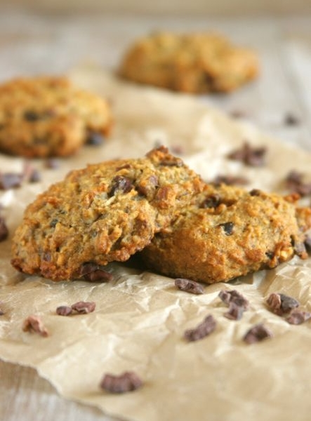 Chunky Monkey Cookies Recipe - Gluten-Free and Dairy-Free