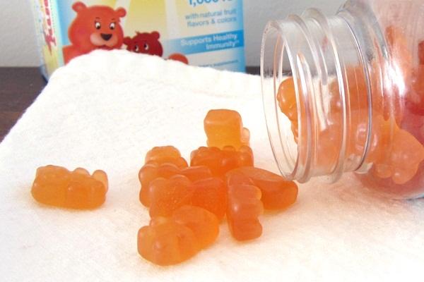 Yummi Bears Dairy-Free Gummy Vitamins