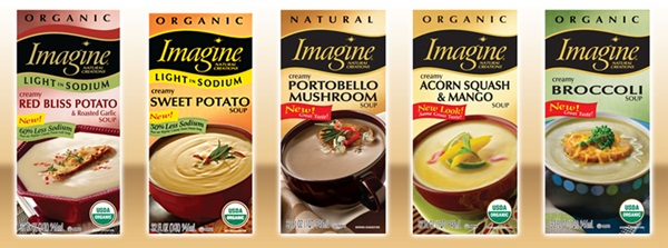 Imagine Foods Organic, Dairy-Free Creamy Soup