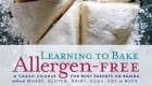 Learning to Bake Allergen-Free: A Crash Course Cookbook
