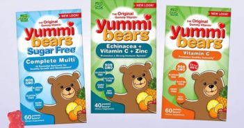 Yummi Bears Gummy Vitamins Reviews and Info - Dairy-Free, Gluten-Free, Allergen-Free Vitamin, Mineral, and Nutrient blends from Hero Nutritionals