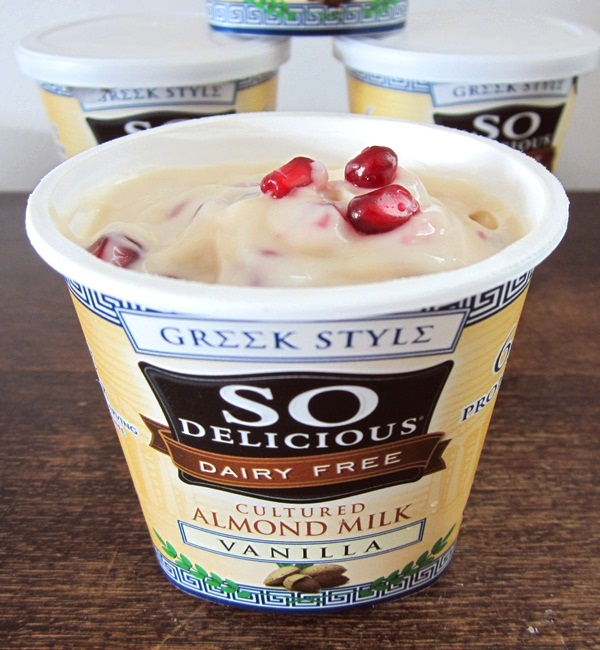 So Delicious Dairy-Free Greek-Style Almond Yogurt - Review