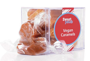 Sweet Pete's makes decadent dairy-free and all natural treats!