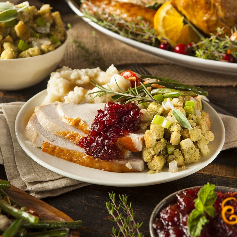Dairy-Free Thanksgiving Recipes: Mains, Sides and Desserts!