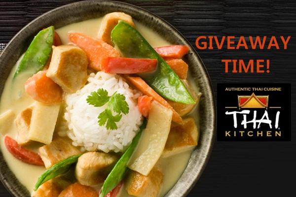 Thai Kitchen Giveaway - Dairy-Free and Gluten-Free