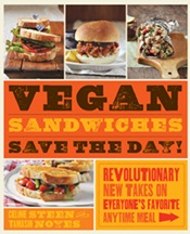 Vegan Sandwiches Save the Day! - Cookbook Review