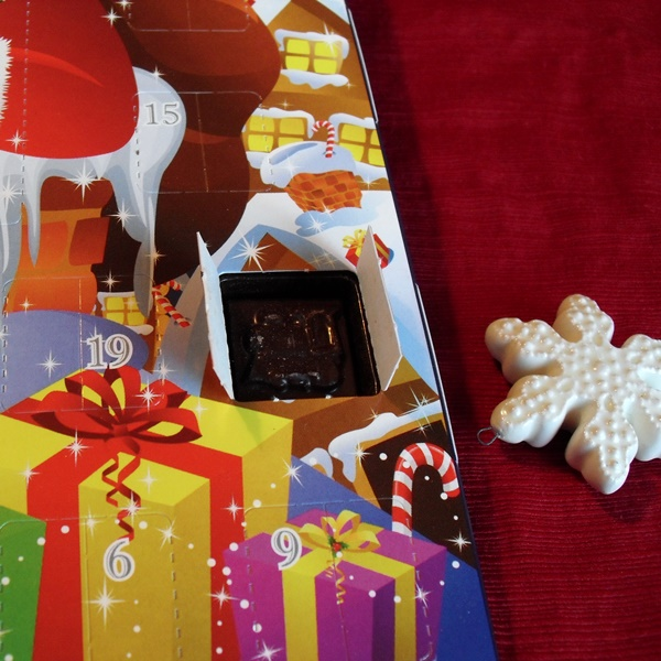 Amanda's Own Confections - Advent Calendar (dairy-free, nut-free, soy-free, gluten-free)