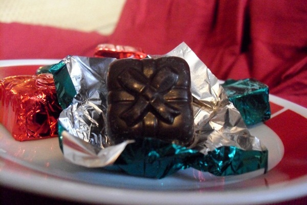 Amanda's Own Dairy-Free and Food Allergy-Friendly Chocolate