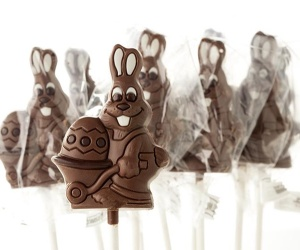 No Whey Holiday Chocolates (formerly known as Premium Chocolatiers) - dairy-free, gluten-free, top allergen-free Easter goodies