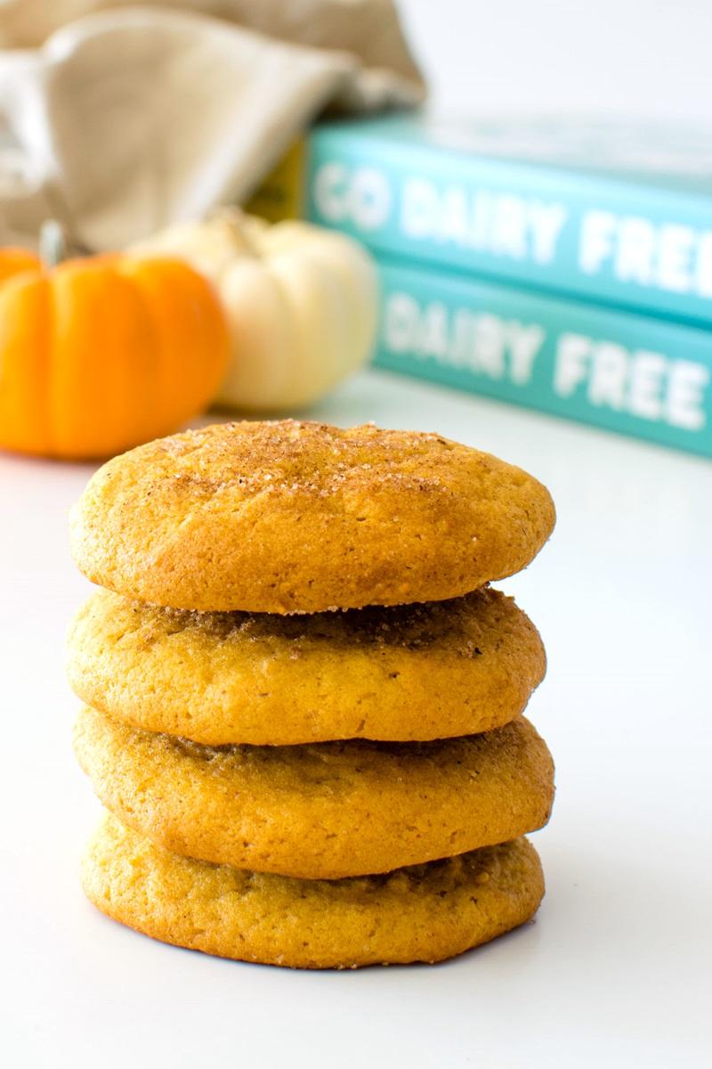 Vegan Sweet Potato Cookies Recipe With Maple And Cinnamon