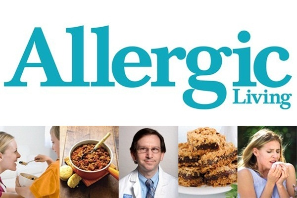 Senior Editor Allergic Living Magazine