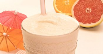 Dairy-Free Healthy Citrus Shake Recipe
